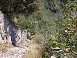 Alter Inkaweg nach Machu Picchu
