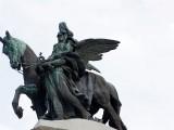 Koblenz - Deutsches Eck - Kaiser-Wilhelm-Denkmal