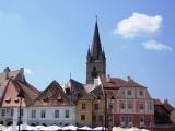 Blick auf die Unterstadt