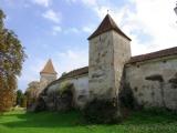 Honigburg - Wehrtuerme und Ringmauer