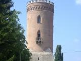 Wohnturm von Vlad III - Drăculea