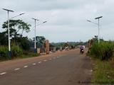 Grenze Liberia - Sierra Leone