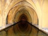 Sevilla - Im Alcazar - Schwimmbad