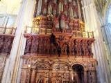 Sevilla - In der  Kathedrale