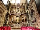 19 - Sevilla - In der  Kathedrale