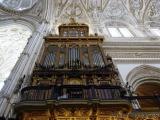 Cordoba - In der Kathedrale - Orgel