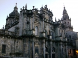 75 - Kathedrale in Santiago de Compostela