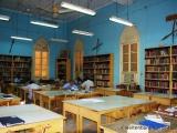 Fakultaetsbibliothek Lesesaal