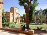 Hauptgebaeude der Universtaet Khartoum