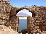 Ruinen auf der Insel Sai