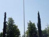 Duschanbe Fahnenmast