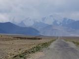Entlang der Grenze zu China