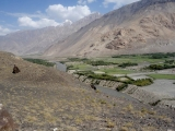 Wakhan-Korridor und Hindukusch