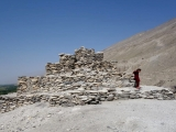 Stupa in Vrang