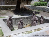 Denkmal - ehemaliger Sklavenmarkt