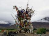 tibetisches Ovoo