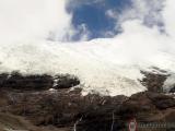 Kora-La Gletscher