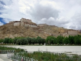 Fort in Gyantse