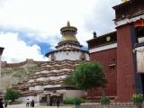 Pelkor Chode Kloster und Kumbum Stupa
