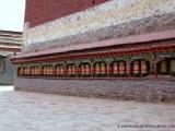 Sakya Gompa Klosteranlage