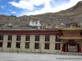 Sakya Gompa Klosteranlage für Nonnen