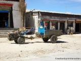 tibetischer Traktor