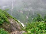 die Grenzregion zu Nepal