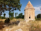 Seldschukenfriedhof - Grabturm