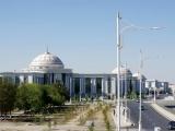 Aschgabat Ministerien