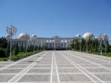 Aschgabat Palst des Wissens