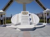 Aschgabat Bogen der Neutralitaet