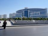 Aschgabat Krankenhaus
