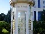 Telefonieren in Aschgabat