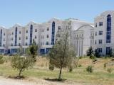 Appartementhäuser auf dem Land