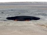 Krater von Derweze