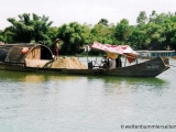 Parfuem-Fluss - Sandgewinnung
