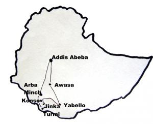 Karte_Athiopien