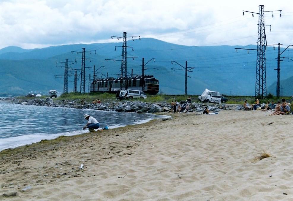 Baikalbahn-Russland