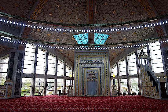 Argun-Moschee-Mutterherz