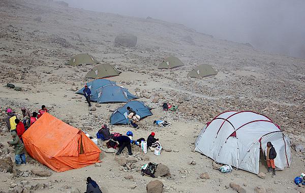 Barafu-Camp