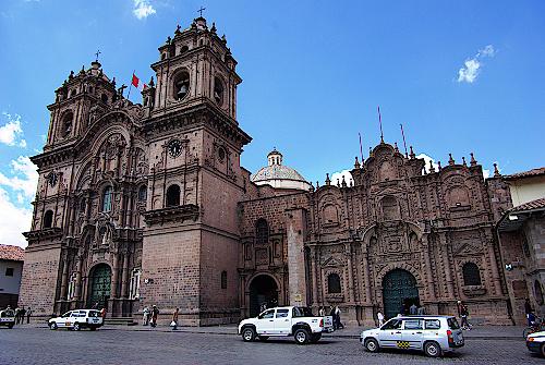 Cusco-Kathedrale