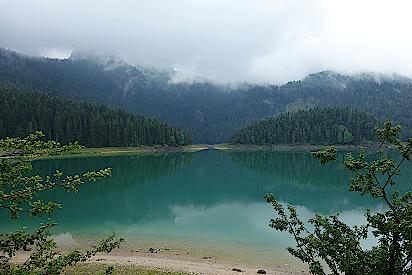 Durmitor-Nationalpark-Schwarzer-See