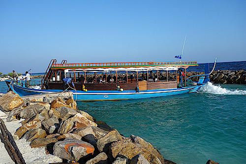 Malediven-Faehre