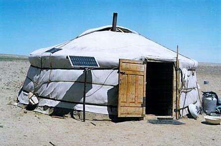Nomaden-in-der-Gobi