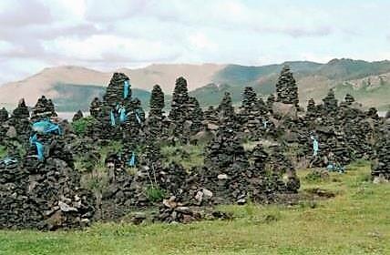 Khorgo-Vulkangebiet