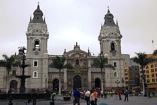 Lima-Kathedrale