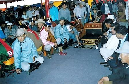 Naadam-Fest