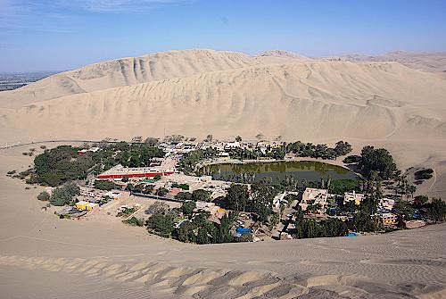 Peru-Oase-Huacachina