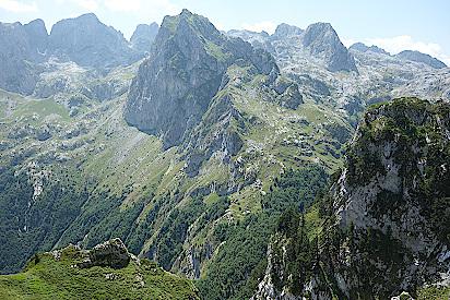 Prokletije-Nationalpark