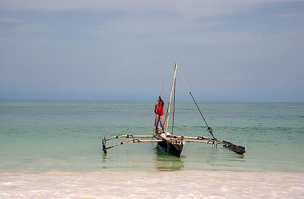 Sansibar-Fischerboot
